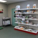 Retail Products - Pet Food, Medication, Accessories